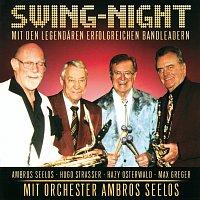 Různí interpreti – Swing Night - Mit Den Legendaren Erfolgreichen Bandleadern