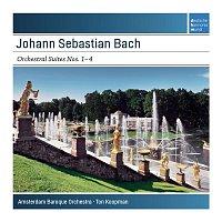 Ton Koopman, Amsterdam Baroque Orchestra, Johann Sebastian Bach – Bach: Orchestral Suites Nos. 1-4