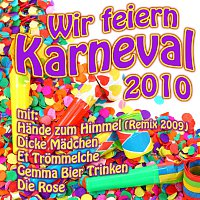 Různí interpreti – Wir feiern Karneval 2010
