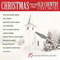 Různí interpreti – Christmas From The Old Country Church