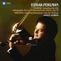 Itzhak Perlman, Samuel Sanders – Perlman plays Dvorák & Smetana
