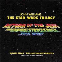 John Williams, Varujan Kojian, The Utah Symphony Orchestra – The Star Wars Trilogy [Return of the Jedi / The Empire Strikes Back / Star Wars]