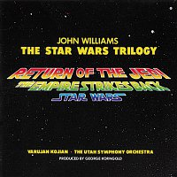 John Williams, Varujan Kojian, The Utah Symphony Orchestra – The Star Wars Trilogy [Return of the Jedi / The Empire Strikes Back / Star Wars]