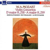 Sigiswald Kuijken, La Petite Bande, Ryo Terakado – Wolfgang Amadeus Mozart: Concerto in A Major - Concerto in D Major