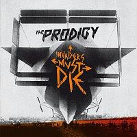 Přední strana obalu CD Invaders Must Die