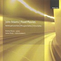 Přední strana obalu CD John Adams: Phrygian Gates; Hallelujah Junction; China Gates; Road Movies