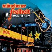Přední strana obalu CD Munchener Freiheit Live in der Groszen Freiheit