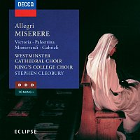 Allegri: Miserere, etc.