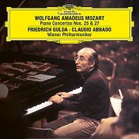 Friedrich Gulda, Wiener Philharmoniker, Claudio Abbado – Mozart: Piano Concertos Nos. 25 & 27