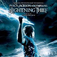 Přední strana obalu CD Percy Jackson And The Olympians: The Lightning Thief (Original Motion Picture Soundtrack)