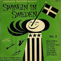 Ake Persson, Bengt Hallberg, Red Mitchell – Swingin' In Sweden Vol. 3