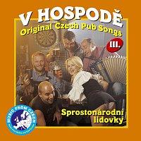 BMS Orchestra – V hospodě III. - Sprostonárodní lidovky - Original Czech Pub Songs