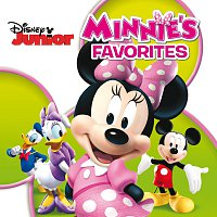 "Přední strana obalu CD Minnie's Favorites [Songs from ""Mickey Mouse Clubhouse""]"