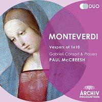 Gabrieli Consort & Players, Paul McCreesh – Monteverdi: 1610 Vespers