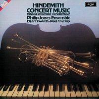 The Philip Jones Brass Ensemble, Paul Crossley, Elgar Howarth – Hindemith: Concert Music for Brass