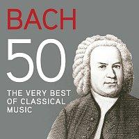 Různí interpreti – Bach 50, The Very Best Of Classical Music