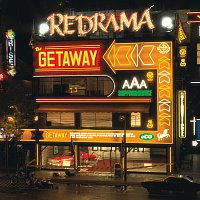 Přední strana obalu CD The Getaway