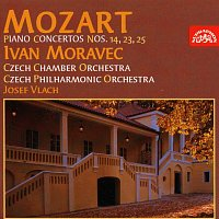 Ivan Moravec – Mozart: Koncerty pro klavír č. 14, 23, 25