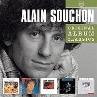 Alain Souchon – Coffret 5 CD ORIGINAL CLASSICS