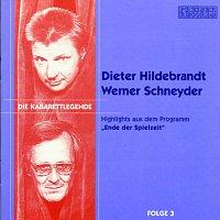 Dieter Hildebrandt – Die Kabarettlegende - Ende der Spielzeit