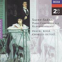 Pascal Rogé, Charles Dutoit – Saint-Saens: Piano Concertos Nos. 1-5