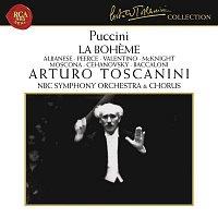 Arturo Toscanini, Giacomo Puccini, NBC Symphony Orchestra, Jan Peerce, Francesco Valentino, George Cehanovsky, Nicola Moscona – Puccini: La Boheme