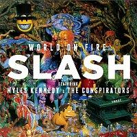 Slash – World On Fire – CD