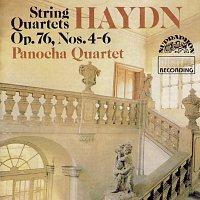 Přední strana obalu CD Haydn: Smyčcové kvartety 4 - 6