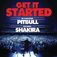 Pitbull, Shakira – Get It Started