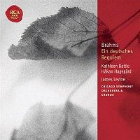 James Levine, Margaret Hillis – Brahms: Ein deutsches Requiem: Classic Library Series