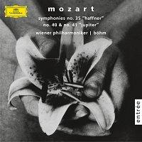 """Přední strana obalu CD Mozart: Symphonies Nos.35 """"Haffner"""", 40 & 41 """"Jupiter"""""""