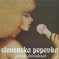 Slovenska popevka: Prvih stirideset