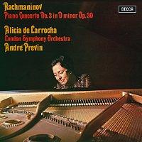 Alicia de Larrocha, London Symphony Orchestra, André Previn – Rachmaninov: Piano Concerto No. 3