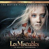 Přední strana obalu CD Les Misérables: The Motion Picture Soundtrack Deluxe [Deluxe Edition]