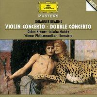 Gidon Kremer, Mischa Maisky, Wiener Philharmoniker, Leonard Bernstein – Brahms: Violin Concertos Opp.77 & 102