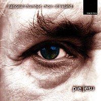 Přední strana obalu CD Pie Jesu