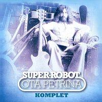 Přední strana obalu CD Super-robot. Komplet