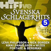 Various Artists.. – Hi-Five: Svenska Schlagerhits 5