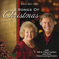 Přední strana obalu CD Songs Of Christmas