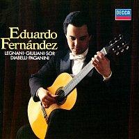 Eduardo Fernández – Legnani: Caprices / Giuliani: 3 Giulianate / Diabelli: Sonata In F Major / Paganini: Sonata In A Major etc