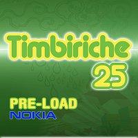Přední strana obalu CD Timbiriche Nokia Pre-Load