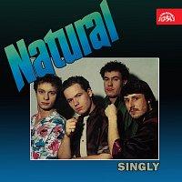 Přední strana obalu CD Singly