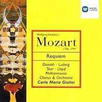Helen Donath, Christa Ludwig, Robert Tear, Robert Lloyd, Philharmonia Chorus, Philharmonia Orchestra, Carlo Maria Giulini – Mozart: Requiem Mass In D Minor K626