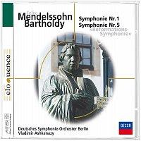 Mendelssohn: Sinfonie Nr. 1 & Nr. 5 [Eloquence]