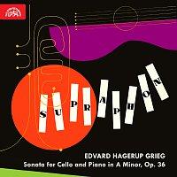 Grieg: Sonáta pro violoncello a klavír a moll, op. 36