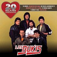 Přední strana obalu CD 20 Kilates Románticos