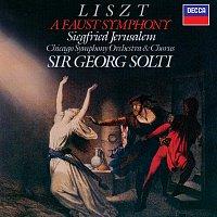 Sir Georg Solti, Siegfried Jerusalem, Chicago Symphony Chorus – Liszt: A Faust Symphony