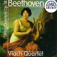 Beethoven: Smyčcové kvartety, op. 18 č. 1-6