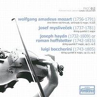 Pro Arte Antique Praha – Smyčcová kvarteta