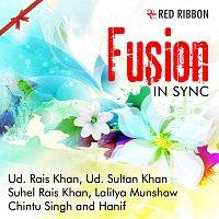 Ustad Rais Khan, Ustad Sultan Khan, Suhel Rais Khan, Lalitya Munshaw – Fusion Insync
